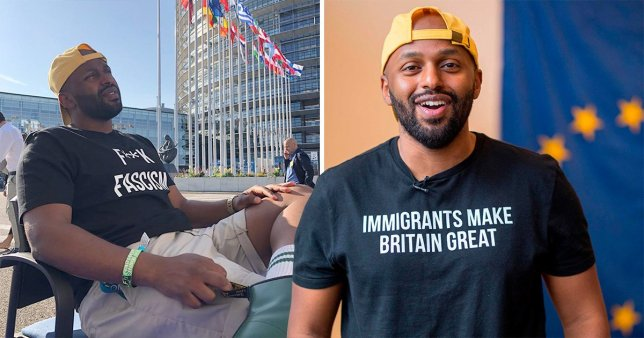 Magid Magid: Black European Member Of Parliament Asked To Leave On First In The Job 1