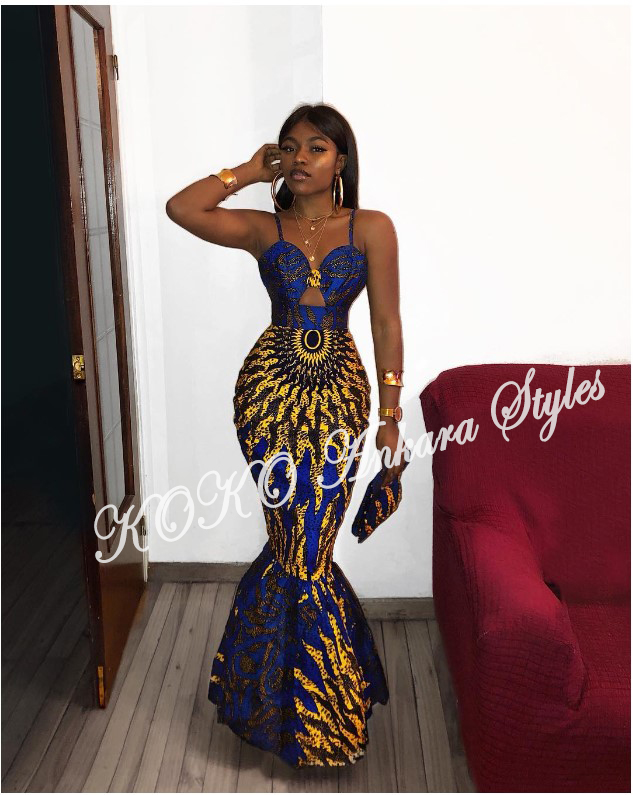 KOKOnista Spotlight: Five Times Marripvzz Effortlessly Pulled Off Chic Ankara Designs With Grace 1