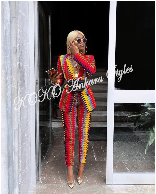 KOKOnista Spotlight: Five Times Marripvzz Effortlessly Pulled Off Chic Ankara Designs With Grace 3