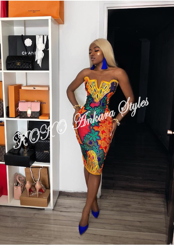 KOKOnista Spotlight: Five Times Marripvzz Effortlessly Pulled Off Chic Ankara Designs With Grace 5