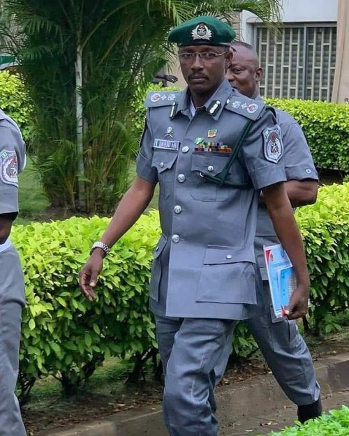 Customs Officer, Nura Dalhatu Has Been Hospitalized For Mental Illness After Promoting Himself Illegally 1