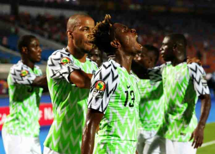 AFCON 2019: Nigeria Into Semi-Finals After Late Win Against Bafana Bafana of South Africa 2