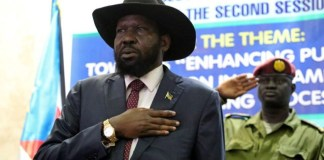 The Anthem Is Not For Everybody! South Sudan's Places Ban On Singing National Anthem