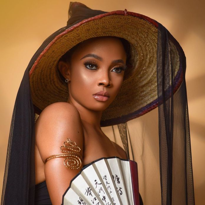 Toke Makinwa Insists She Will Quit Next Marriage If She Is Unhappy In It