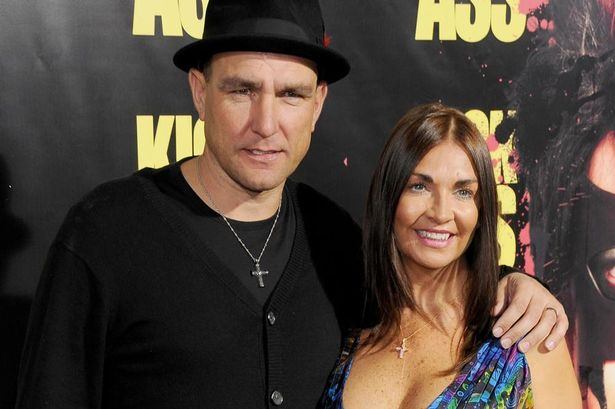 Hollywood Actor Vinnie Jones Loses Wife, Tanya, After Long Illness 1