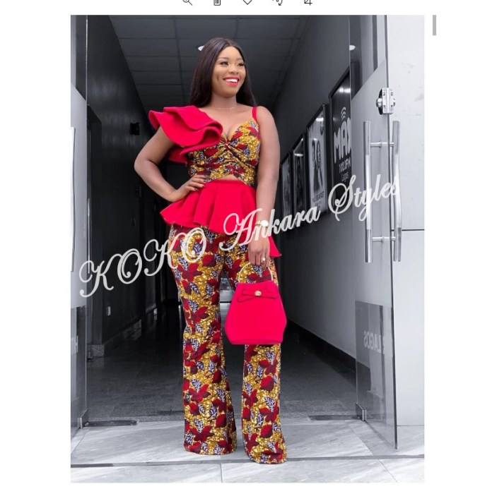 Five Super Beautiful Ankara Styles You Should Be Rocking This Month 3