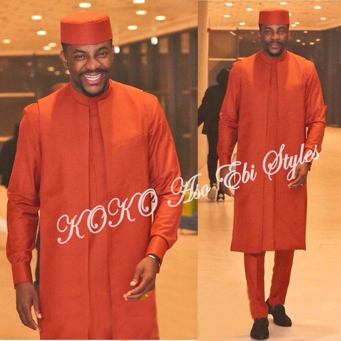Tailor Made And Owanbe Ready! Five Aso-ebi Designs Perfect For The Male Folks 5