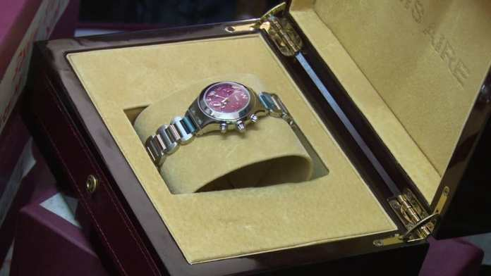 Exclusively Made For Diezani! EFCC Release Photos Of Jewelry Seized From Diezani Alison-Madueke 3