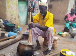 64 Year Old Osaman Bawa Challenges Gender Stereotype