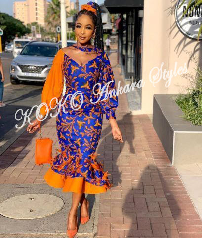 Ankara Styles: Slay Perfectly In These Must-Have Designs For Every Lady