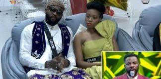 """""""The Salt To My Life"""", Khafi Gushes About Gedoni"""