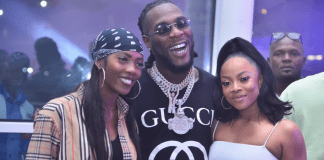 Burna Boy Hosts Listening Party For 7th Album African Giant in Lagos