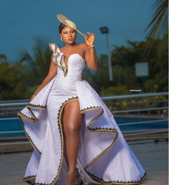 'Chocolate And Berries On Top' - Curvy Actress Destiny Etiko Celebrates Her Birthday With Stunning Images 3