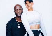 Lamar Odom Reveals Baby Plans With New Bae, Sabrina Parr