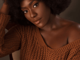 Linda Osifo Celebrates 6th Year Of Acting In Nigeria With Sultry Snap KOKOTV.NG