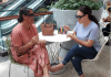 Nadia Buhari Enjoys Ice Cream Time With Mom... And They Are Cute To Behold