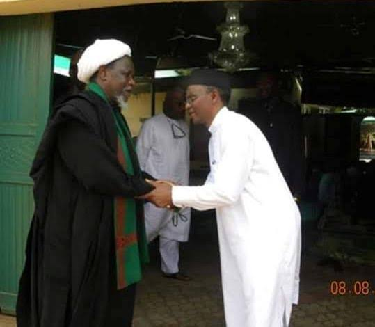 El-Zakzaky And Wife Arrive At Abuja Airport To Board Privately Chartered Plane For Medical Trip To India 3