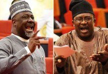 Smart Adeyemi Is My Political Wife - Dino Melaye