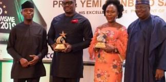 Tara Fela-Durotoye, Ali Baba Bag National Recognition For Social Impact And Job Creation Awards