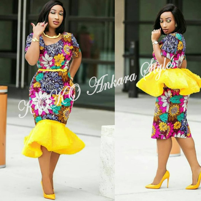 Ankara Styles: Flaunt Your Hot Curves In These Sizzling African Prints 5