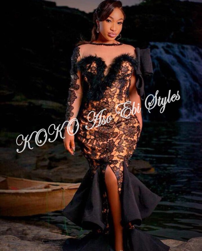 Hottest! These 5 Aso-ebi Styles Are The Glam In Glamorous 4