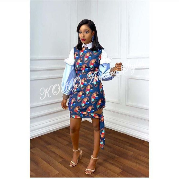 Attention All Boss Ladies! 7 Modern And Classy Way To Rock Ankara To Work 2
