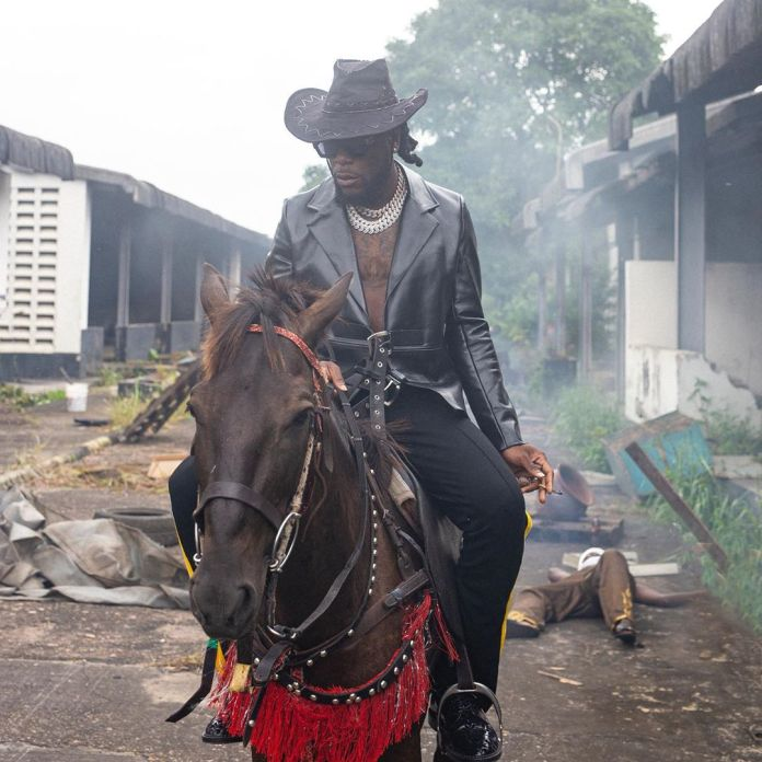 Burna Boy Drops Visuals For Another Story