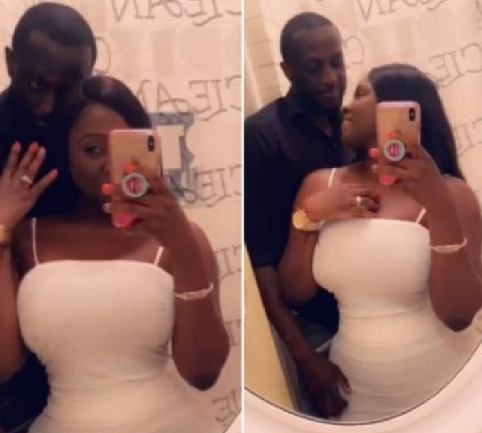 Princess Shyngle Apologises To Fiancé As She Declares Her Undying Love For Him 1
