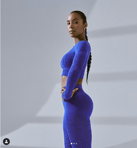Kelly Rowland Flaunts Her Amazing Figure In Raunchy Shoot 2