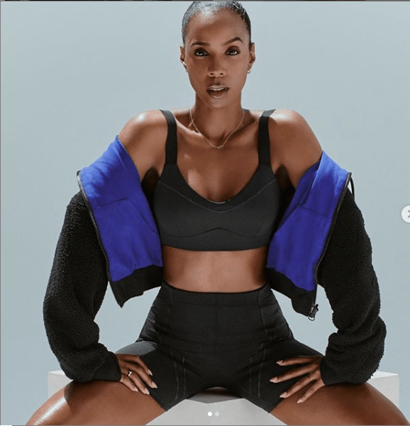 Kelly Rowland Flaunts Her Amazing Figure In Raunchy Shoot 5