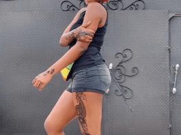 Simi And Adekunle Gold Play Love On IG As Simi Flaunts Henna Tattoos