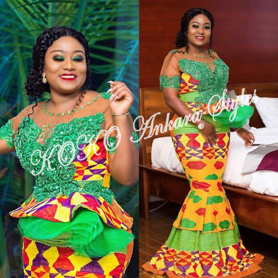 Ankara Styles: Flaunt Your Royal Majesty In These Amazing Designs 1