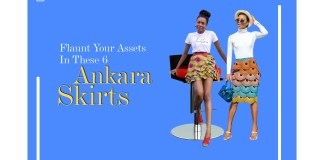 Importanta! Flaunt Your Assets Graciously In These 6 Ankara Skirts