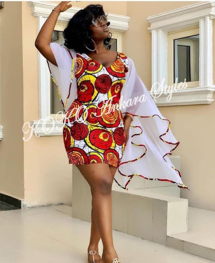 Ankara Styles: Light Up The Spirit With These Beautiful Designs