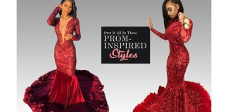 Own It All In These Prom-Inspired Aso Ebi Styles