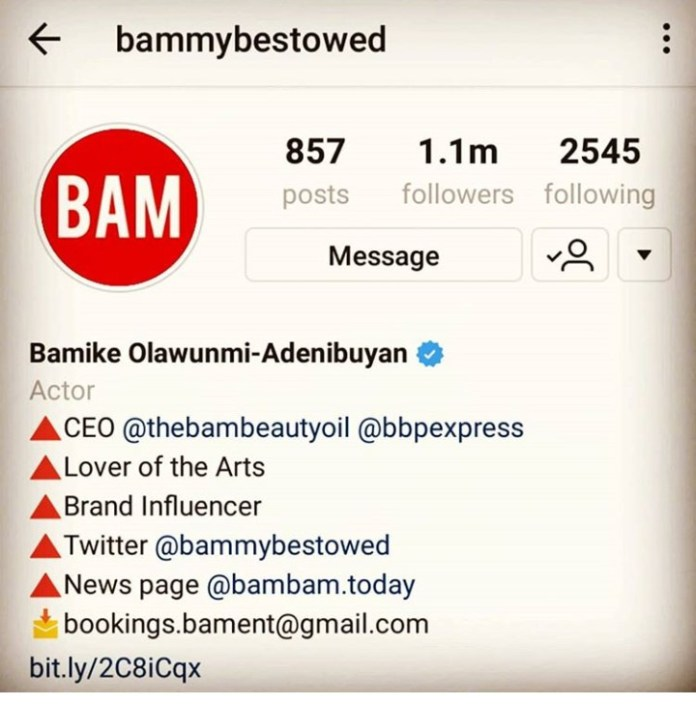 Mrs Teddy A! Bambam Edits Instagram Username To Include Teddy's Surname 1