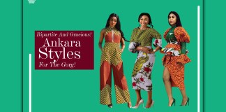 Bipartite And Gracious! Ankara Styles For The Gorg!