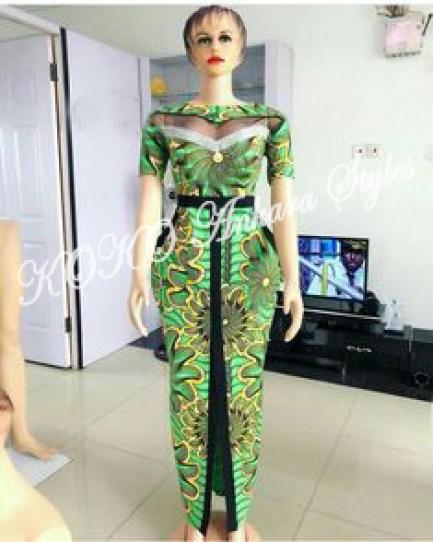 Ankara Styles: Wrap Up October Finally In Grandiose Style And Slay 1