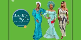 6 Aso Ebi Styles For The Curvy Fashionista
