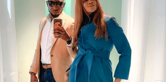 "Madam! ""We Have Children O"", Timi Dakolo Reacts As His Wife Busola Shops With His Debit Card"
