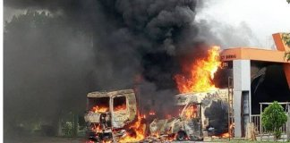 FIRS Reacts To Headquarters Abuja In Flames