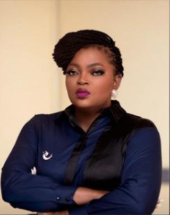Funke Akindele-Bello Glows In New Snaps