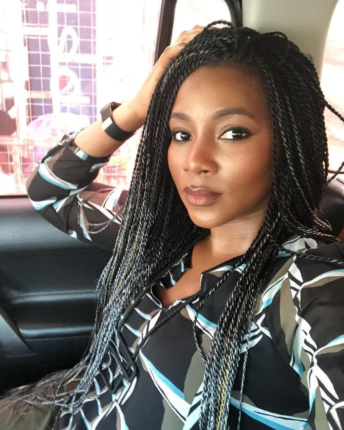 Lionheart! 20 Times Genevieve Nnaji Proves She's One Of The Most Beautiful And Talented Women In The World 20