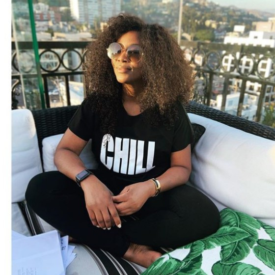 Lionheart! 20 Times Genevieve Nnaji Proves She's One Of The Most Beautiful And Talented Women In The World 12
