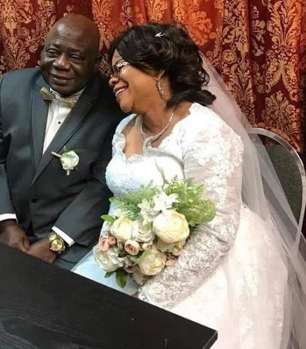 Former Osun Deputy Governor Titi Laoye-tomori Remarries At 70 3
