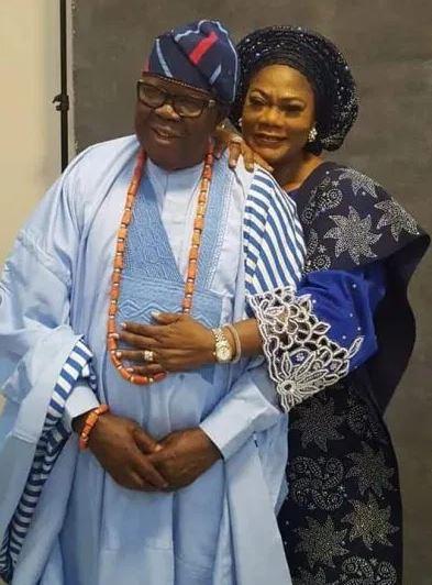 Former Osun Deputy Governor Titi Laoye-tomori Remarries At 70 1