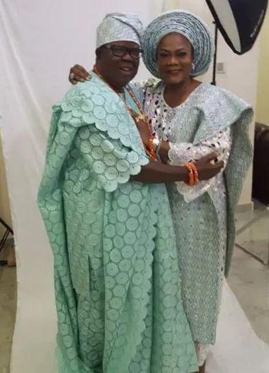 Former Osun Deputy Governor Titi Laoye-tomori Remarries At 70 2