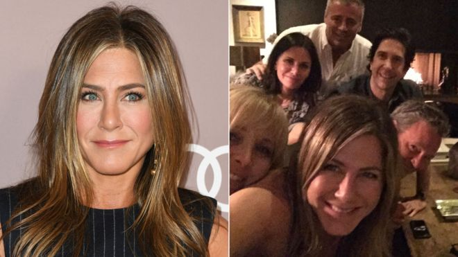 Jennifer Aniston BVreaks Guiness World Record, Garners Over 11m IG Followers In 2 Days
