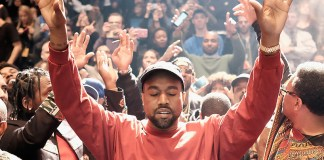 Halleluyah! Kanye West Wins Over 1000 Souls For Christ