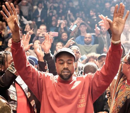 Halleluyah! Kanye West Wins Over 1000 Souls For Christ